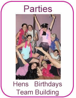hens parties, team building cairns